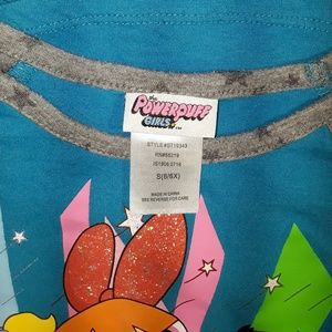 Cartoon Network Shirts & Tops - The Powerpuff Girls Long Sleeve Girls Shirt